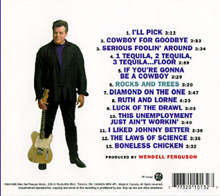 Back of I Pick Therefore I Jam